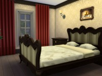 The Sims 4 Download Victorian Starter Bedroom