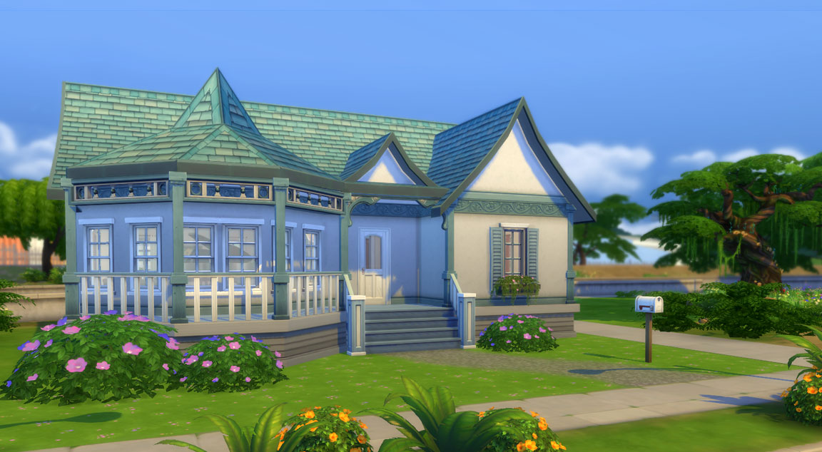 Victorian Starter Download In The Sims 4 Sims Online