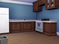 The Sims 4 Download Victorian Starter Kitchen
