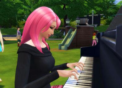 The Sims 4 Piano Skill Guide