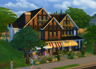 The Sims 4 Bakery Download