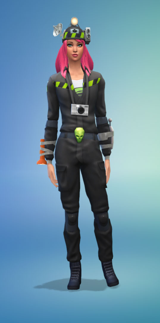 Satellite Outfit