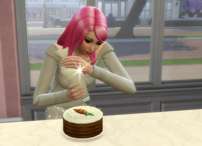 Baking Skill Guide The Sims 4 Get To Work Sims Online
