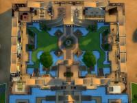 Golden Fantasy Castle Floorplan