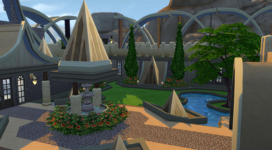 Sims 4 Kids Room