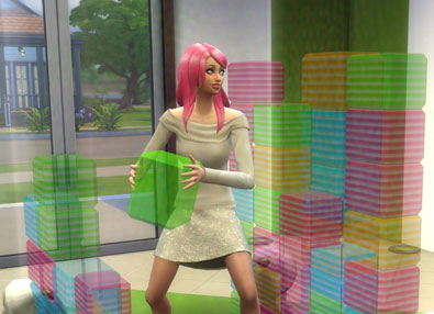 The Sims 4 Video Gaming Skill