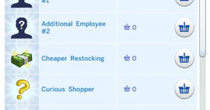 free retail points