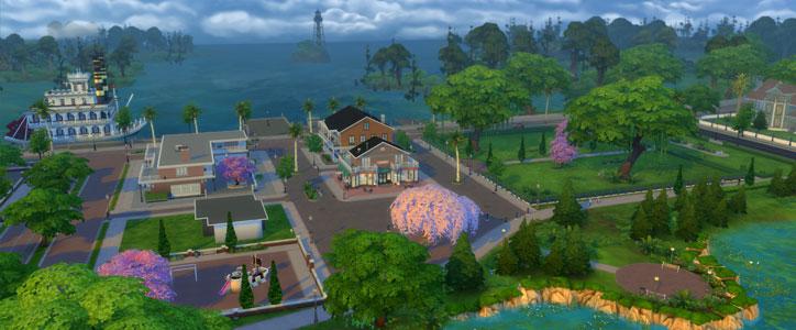 Magnolia Promenade Overview