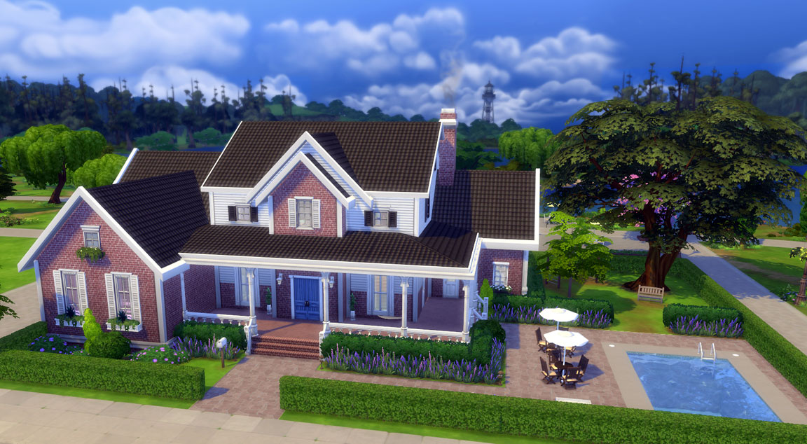 Download family dream house sims online for Build a house online free