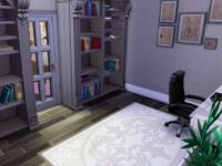 sims 4 home office