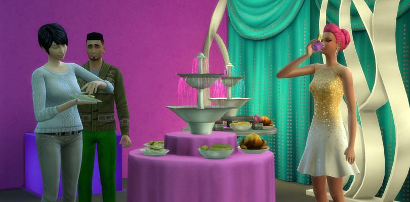 Luxury Party Recipes