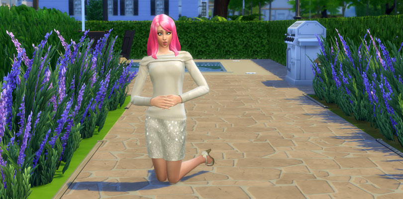 The Sims 4 Death Guide, Killing your Sims - Sims Online