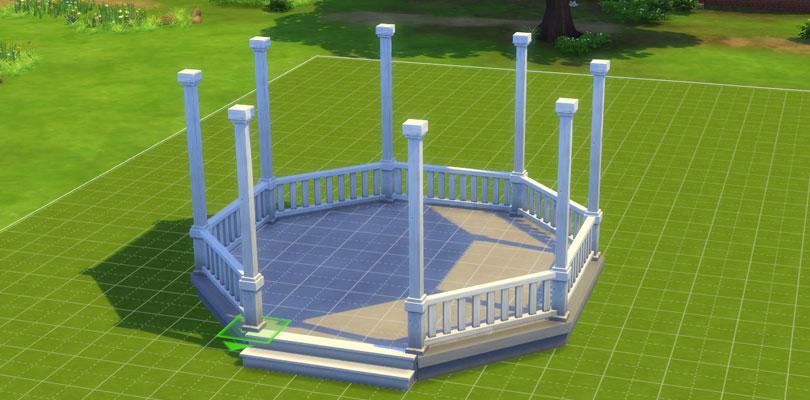 Place Columns