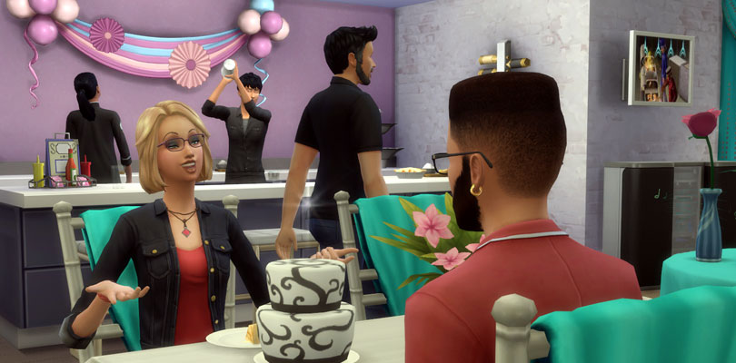 Celebrate The Perfect Birthday In The Sims 4 Sims Online