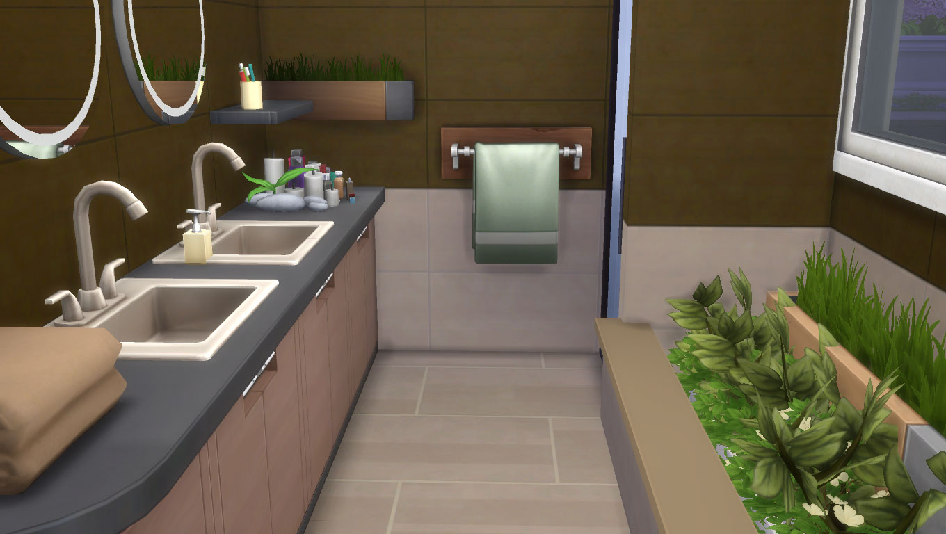 Learn To Decorate Your Bathroom In The Sims 4 Sims Online