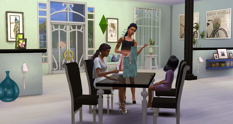 The Best Custom Content Websites for The Sims 4 - Sims Online