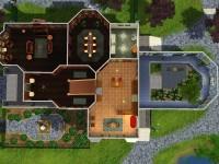 Goths Manor Floor Plan 1
