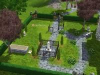 Goths Manor Yard