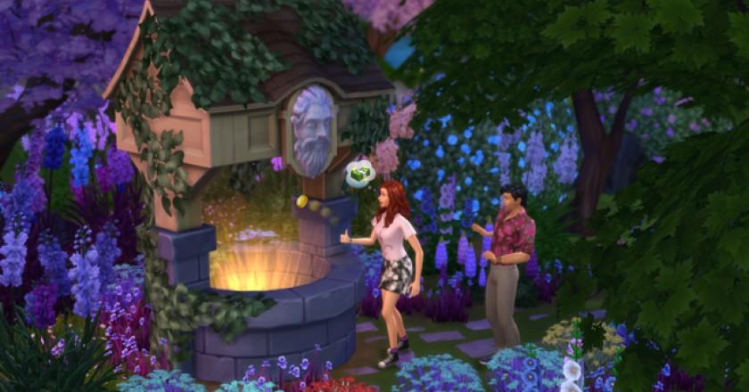 Sims 4 Romantic Garden Stuff