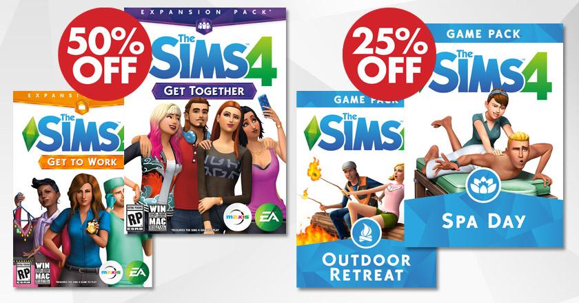the sims 4 origin sale sims online