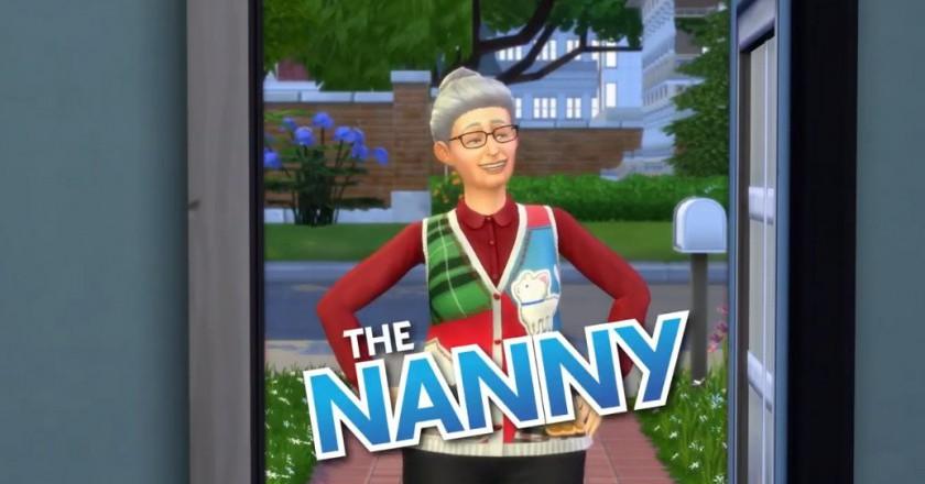 Sims 4 Nanny