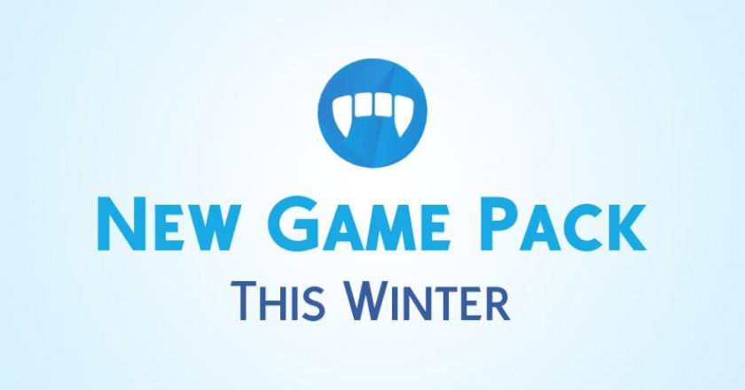 Vampire Game Pack this Winter