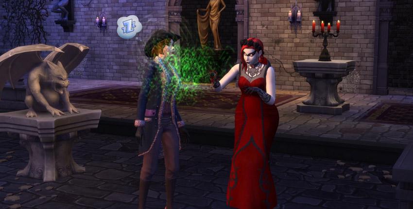 Vampire Powers