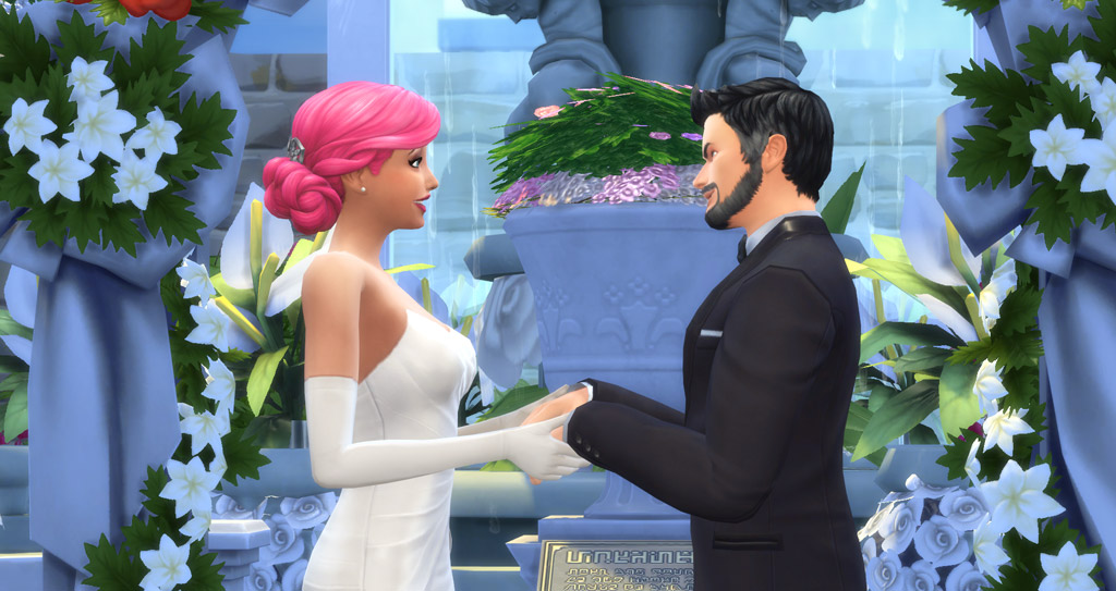 Sims 4 Wedding Cake.How To Plan A Wedding In The Sims 4 Sims Online