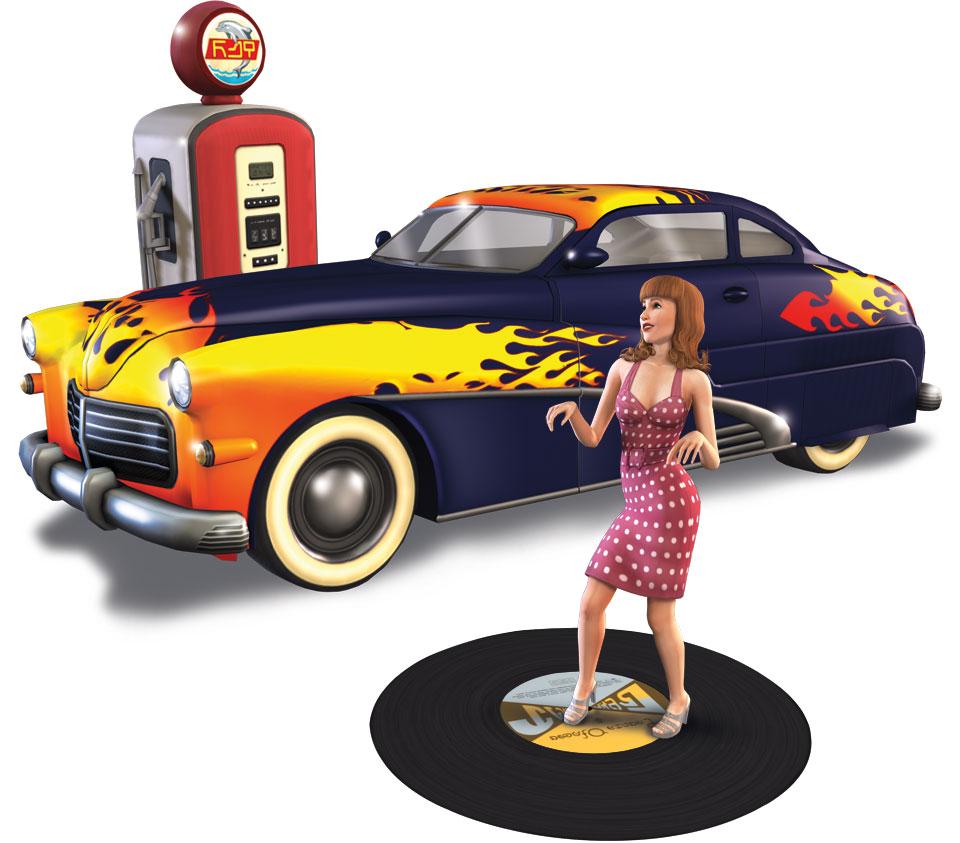 Fast Lane Sims 3