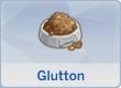 Cat Trait Glutton