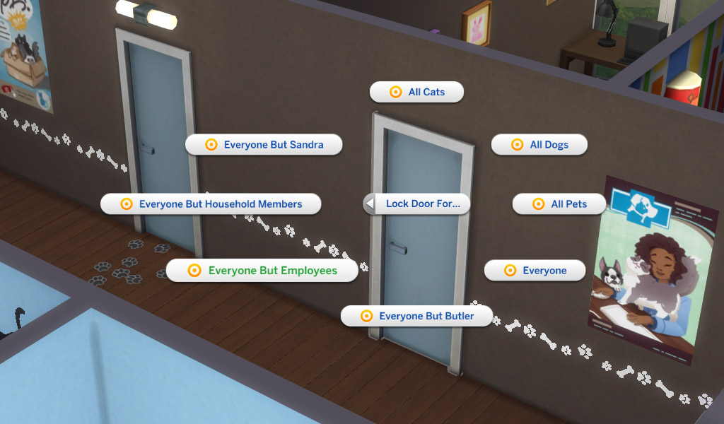 How to purchase the additional employee slot sims 4 russian roulette gone wrong graphic