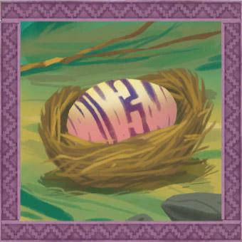 Mysterious Egg