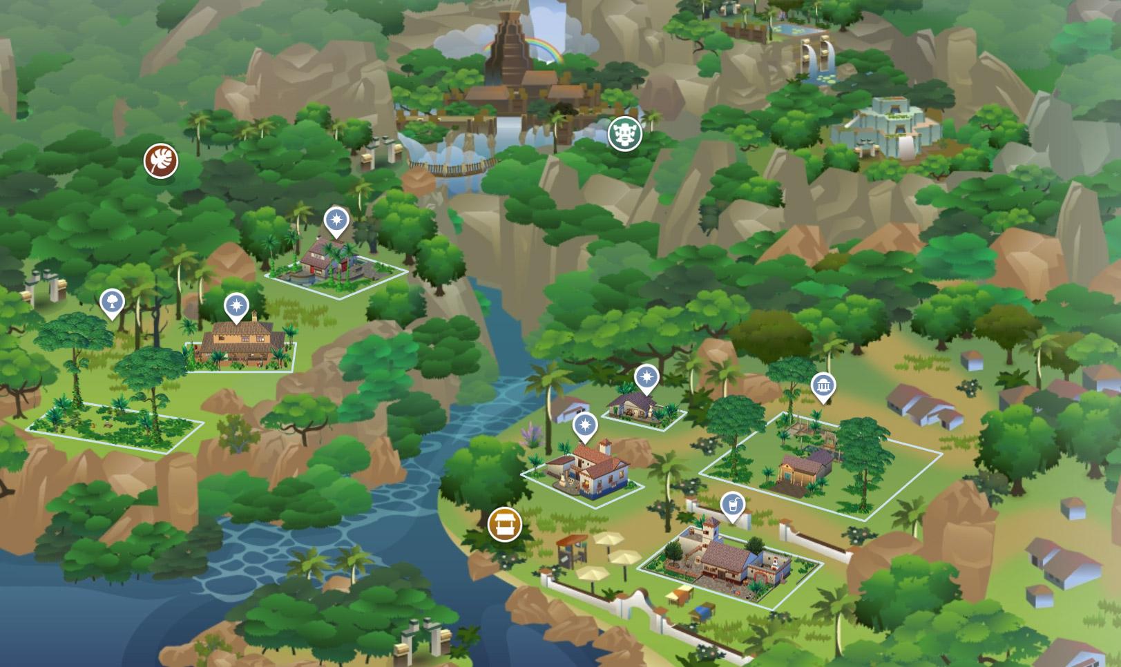 Selvadorada world overview