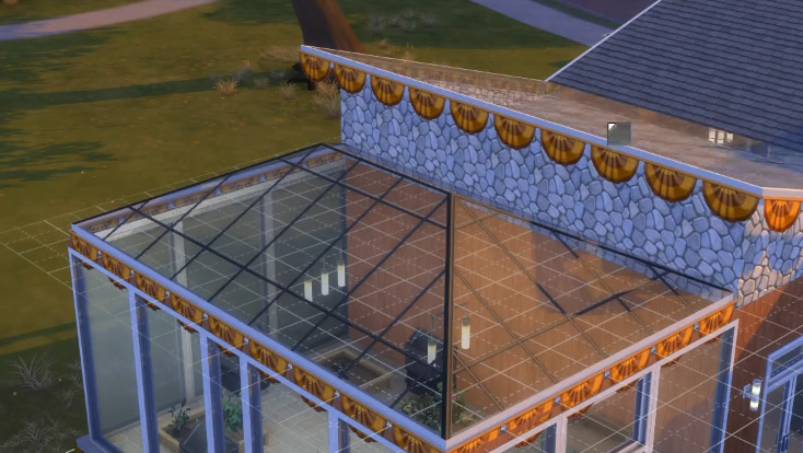 The Sims 4 Update Glass Roofs Gardening Changes Sims Online