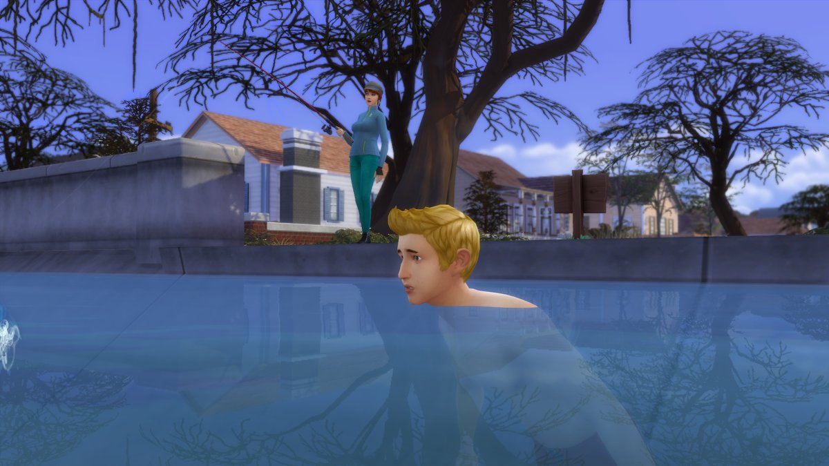 The Sims 4: Swimming In The Ocean Mod Is Being Created