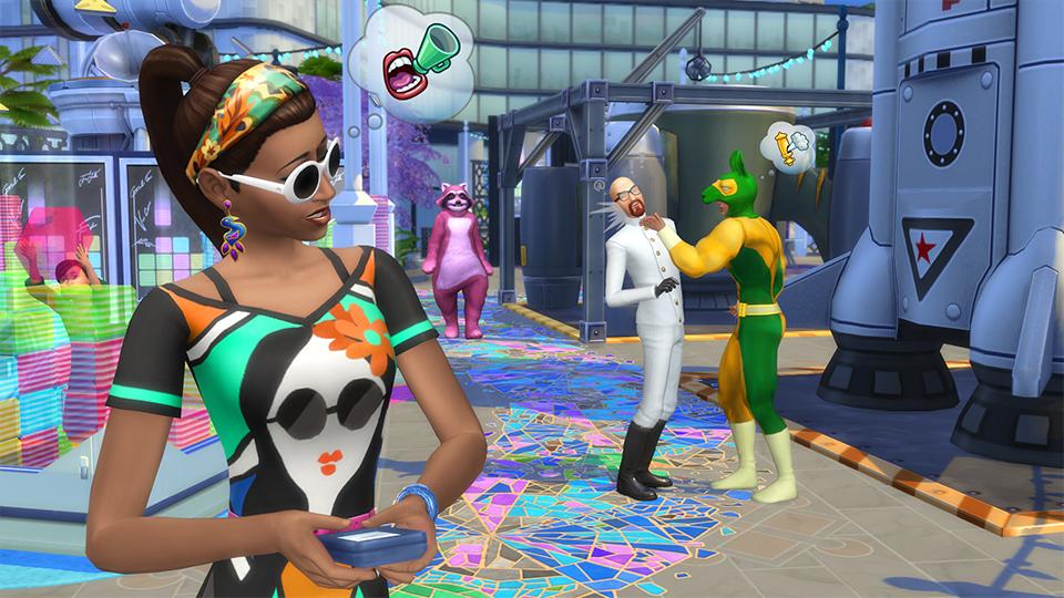 Social-Media-Career-Sims-4