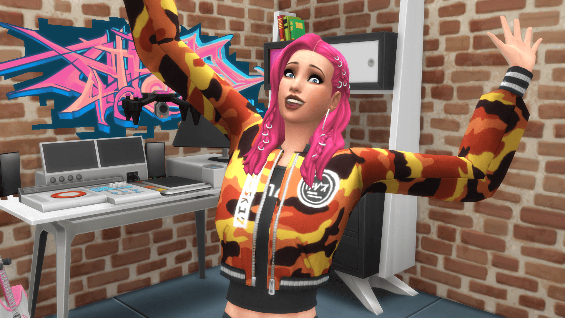 How to become an Influencer in The Sims 4 - Sims Online