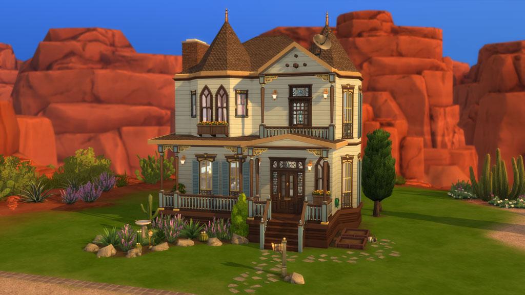 StrangerVille-Mansion