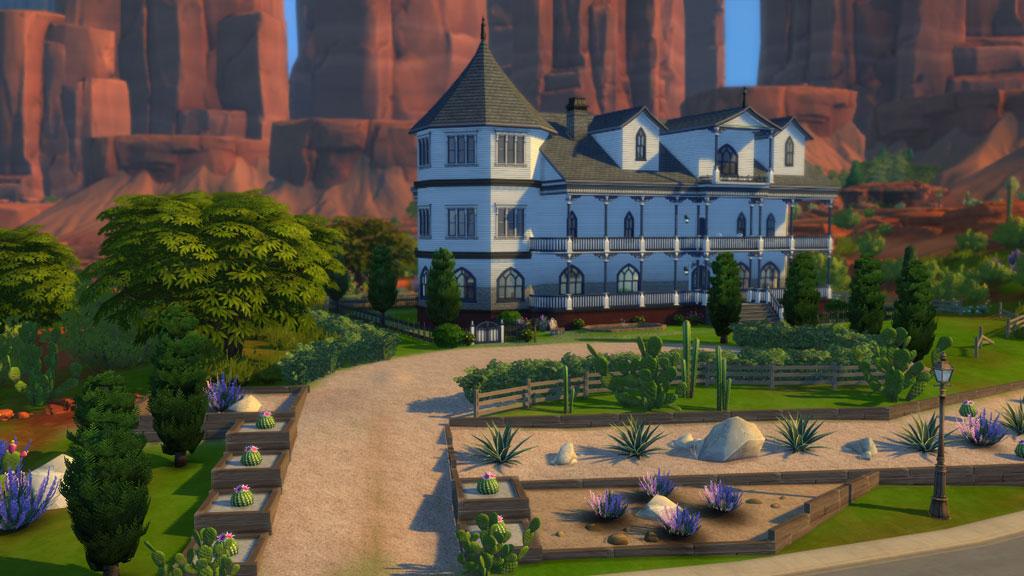 Strangerville Premademansion Sims Online
