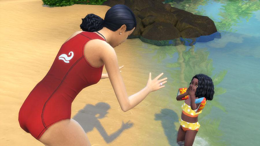 Island-Living-Lifeguard-and-Toddler