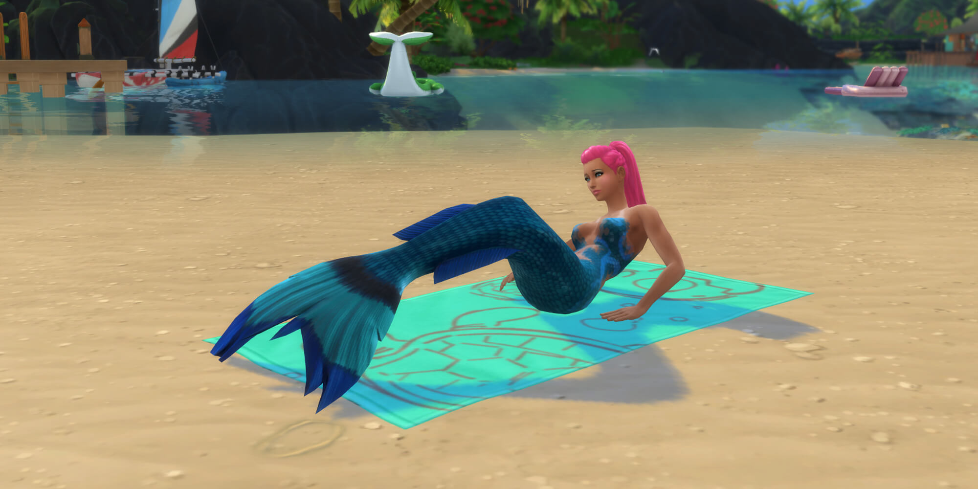 Sims Online -
