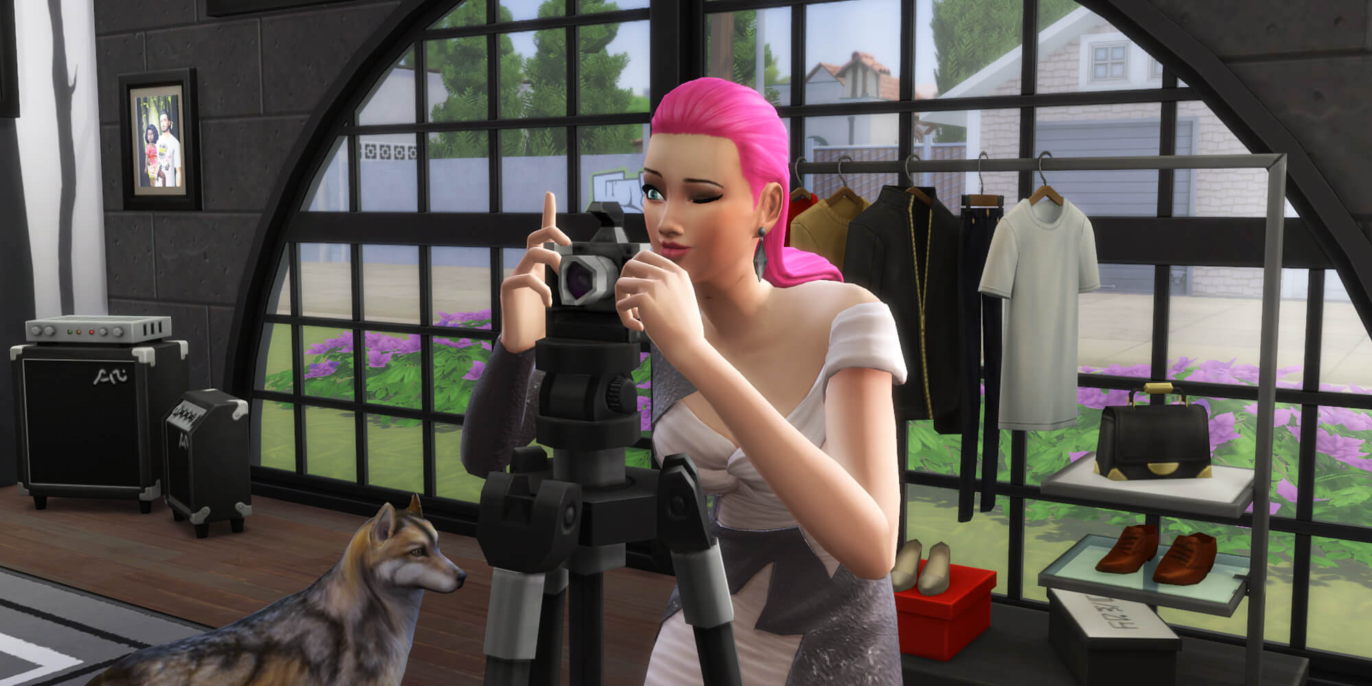 Become A Freelance Fashion Photographer In The Sims 4 Sims Online