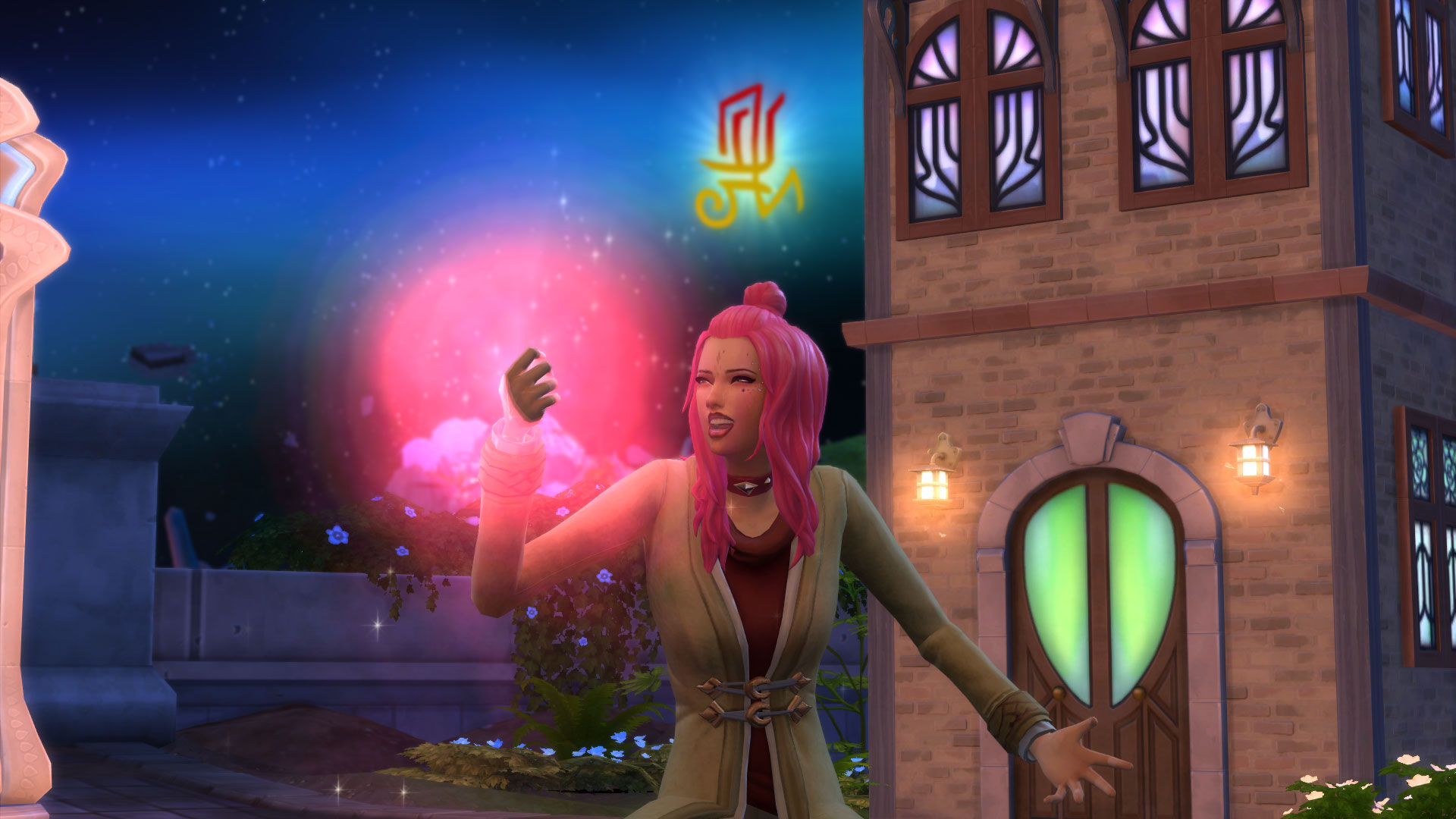 The Sims 4 Realm of Magic Cheats - Sims Online